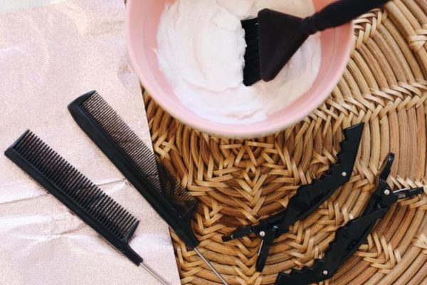 hair salon mebane highlights balayage